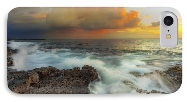 IPhone Case featuring the photograph Kona Rush Hour by Ryan Manuel