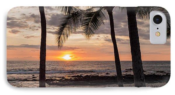 Kona Sunset Phone Case by Brian Harig