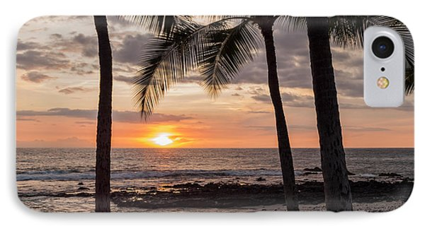 Kona Sunset IPhone Case by Brian Harig