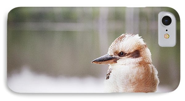 IPhone Case featuring the photograph Kookaburra by Ivy Ho