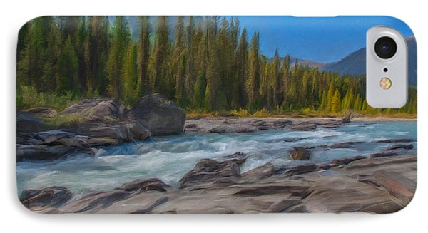 Kootenay River IPhone Case