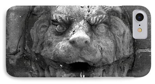 Koreshans Lion Phone Case by David Lee Thompson