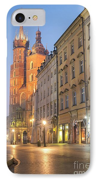 IPhone Case featuring the photograph Krakow by Juli Scalzi