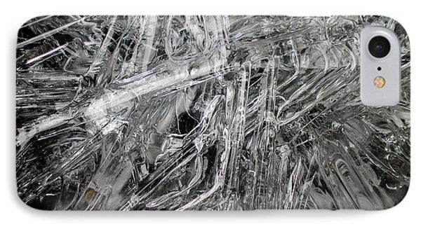 Kristale  IPhone Case by Sian Lindemann