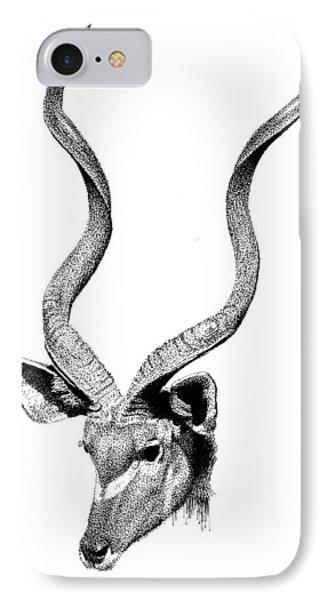 Kudu IPhone Case