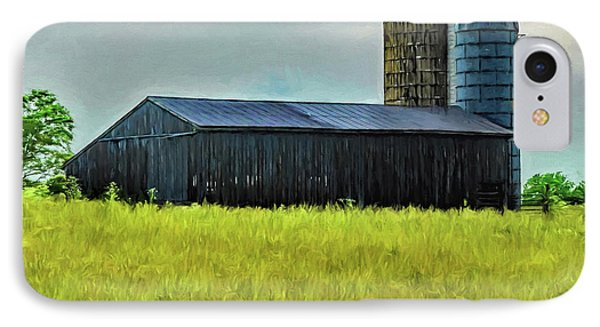 Ky Barn IPhone Case