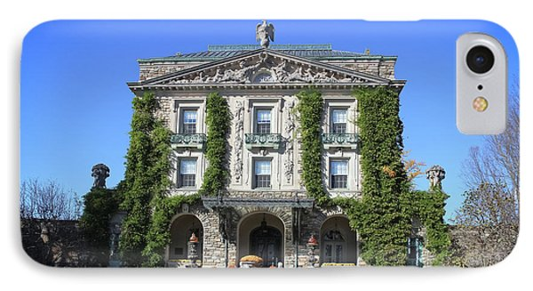 Kykuit IPhone Case by Colleen Kammerer