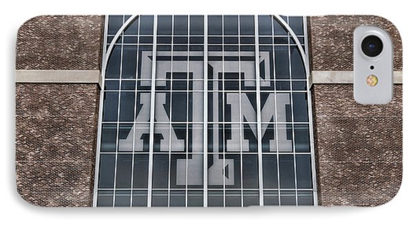 Kyle Field - Home Of The 12th Man IPhone Case by Stephen Stookey