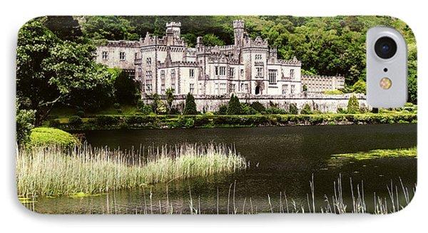 Kylemore Abbey Victorian Ireland IPhone Case