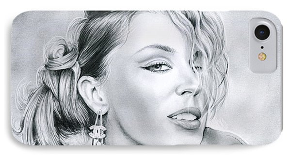 Kylie Minogue IPhone Case