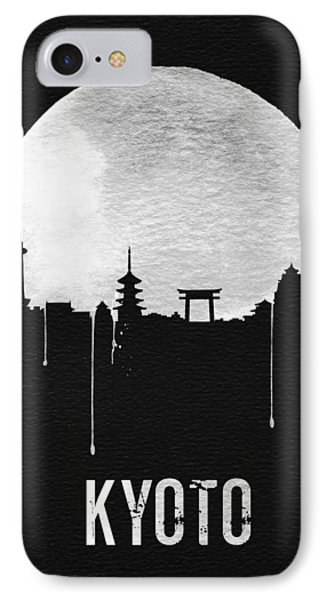 Kyoto Skyline Red IPhone Case