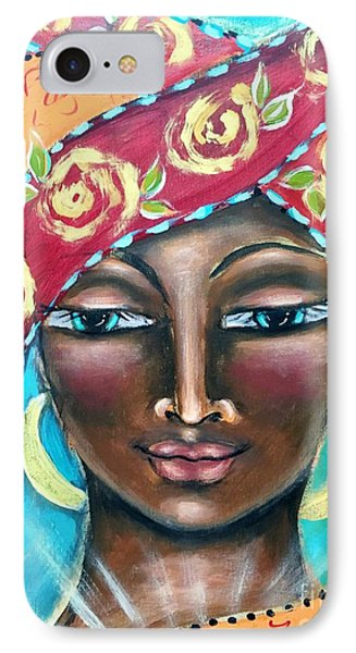Saint Kyriaki IPhone Case by Maya Telford