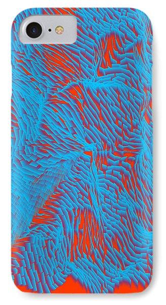 L9-24-0-198-255-255-57-0-3x4-1500x2000 IPhone Case by Gareth Lewis