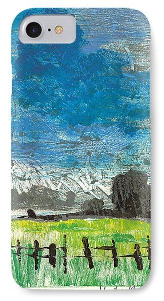La Crau IPhone Case by Martin Stankewitz