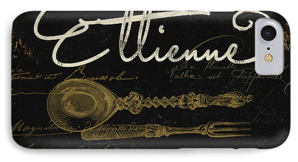 La Cuisine I IPhone Case by Mindy Sommers