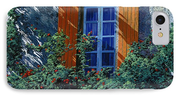 La Finestra E Le Ombre IPhone Case by Guido Borelli