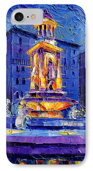 La Fontaine Des Jacobins IPhone Case