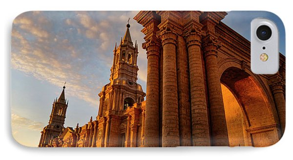 IPhone Case featuring the photograph La Hora Magia by Skip Hunt
