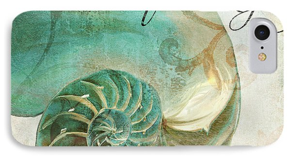 La Mer I IPhone Case by Mindy Sommers