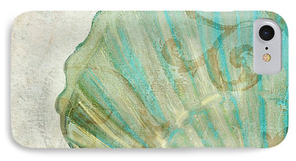 La Mer II Clam Shell IPhone Case by Mindy Sommers
