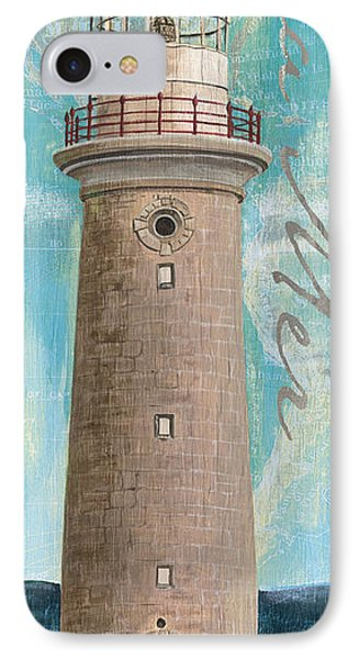 La Mer Lighthouse IPhone Case