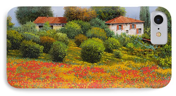 La Nuova Estate IPhone Case by Guido Borelli