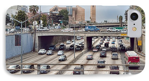 IPhone Case featuring the photograph La Rush by Kim Wilson