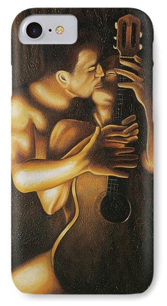 La Serenata Phone Case by Arturo Vilmenay