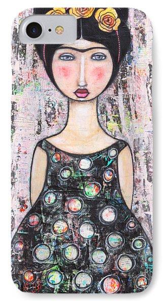La-tina Phone Case by Natalie Briney