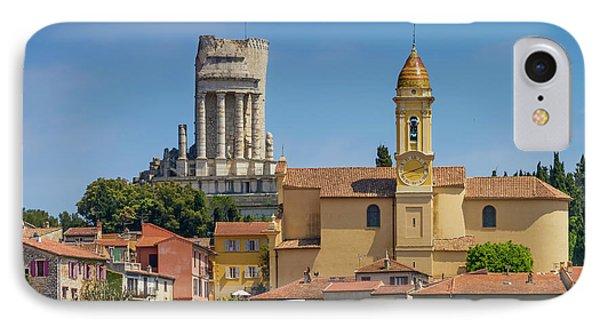 La Turbie Lovely Village In Southern France IPhone Case
