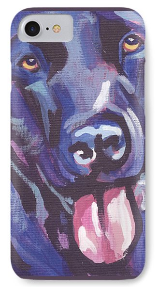 Lab Love IPhone Case by Lea S