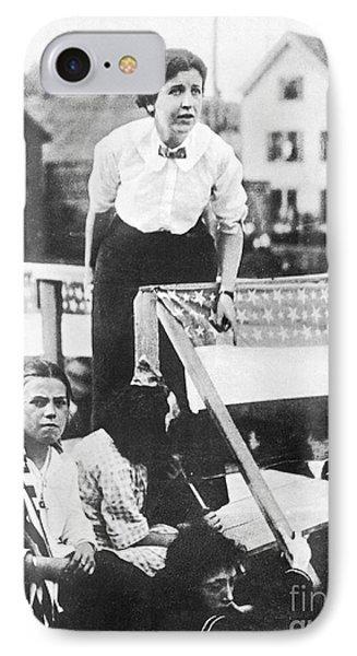 Labor Strike, 1912 Phone Case by Granger