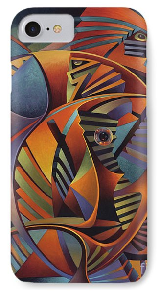 Labrynth No. IIi IPhone Case