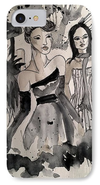 Ladies Galore IPhone Case