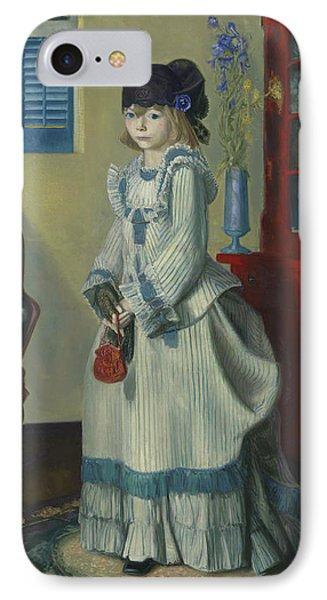 Lady Jean, 1924 IPhone Case