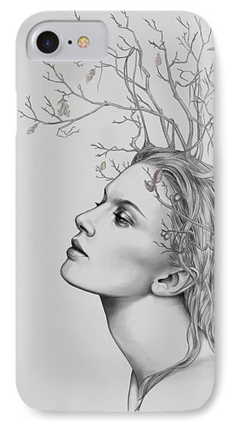 Lady November IPhone Case by Thubakabra
