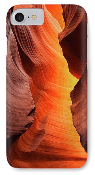 IPhone Case featuring the photograph Lady Of The Flame by Darren White