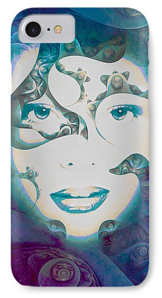 Lady Of The Lake Phone Case by Susan Maxwell Schmidt