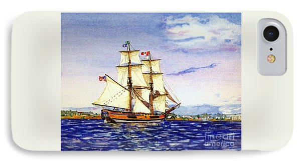 Lady Washington IPhone Case