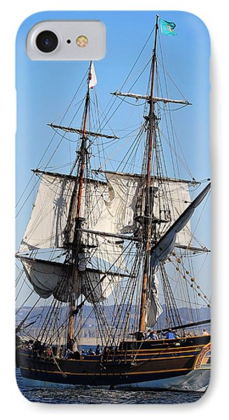 Lady Washington I IPhone Case