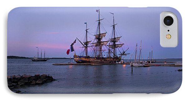 Lafayette's Hermione IPhone Case by Amy Jackson