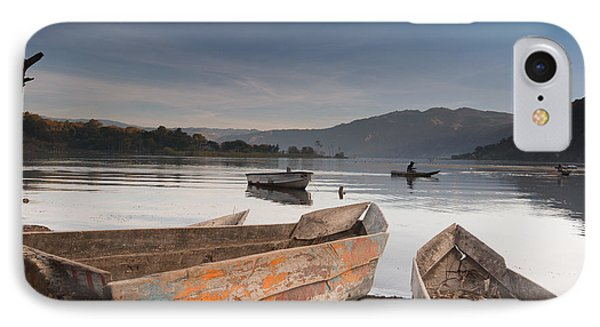 Lago Atitlan IPhone Case