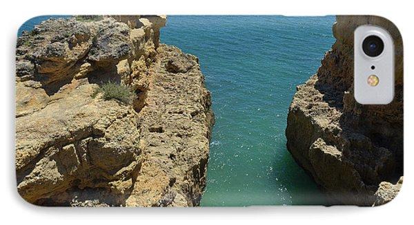 Lagoa Cliffs And Sea View IPhone Case