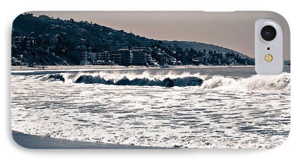 Laguna Beach California Photo IPhone Case by Paul Velgos