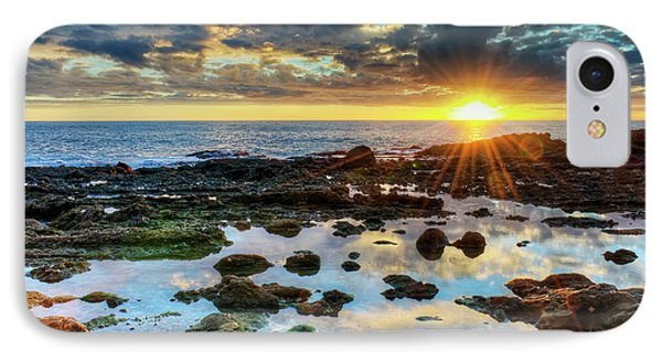 IPhone Case featuring the photograph Laguna Beach Tidepools by Eddie Yerkish
