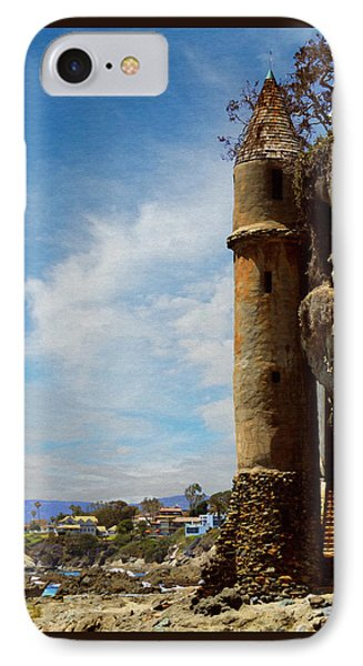 IPhone Case featuring the photograph Laguna Beach Tower by Glenn McCarthy Art and Photography