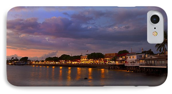 Lahaina Twilight IPhone Case by James Roemmling