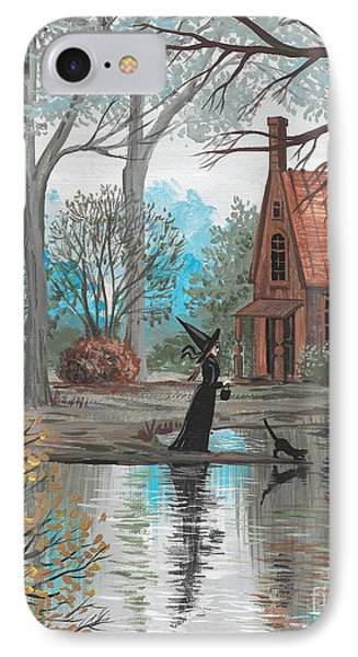 Lake Bewitched IPhone Case