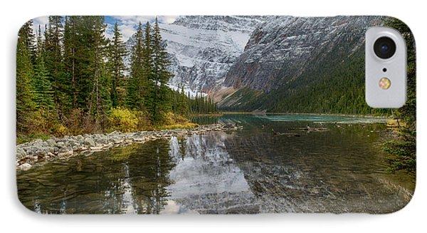 Lake Cavell IPhone Case by John Gilbert