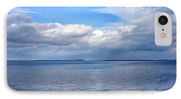 Lake Champlain From New York IPhone Case by Brendan Reals